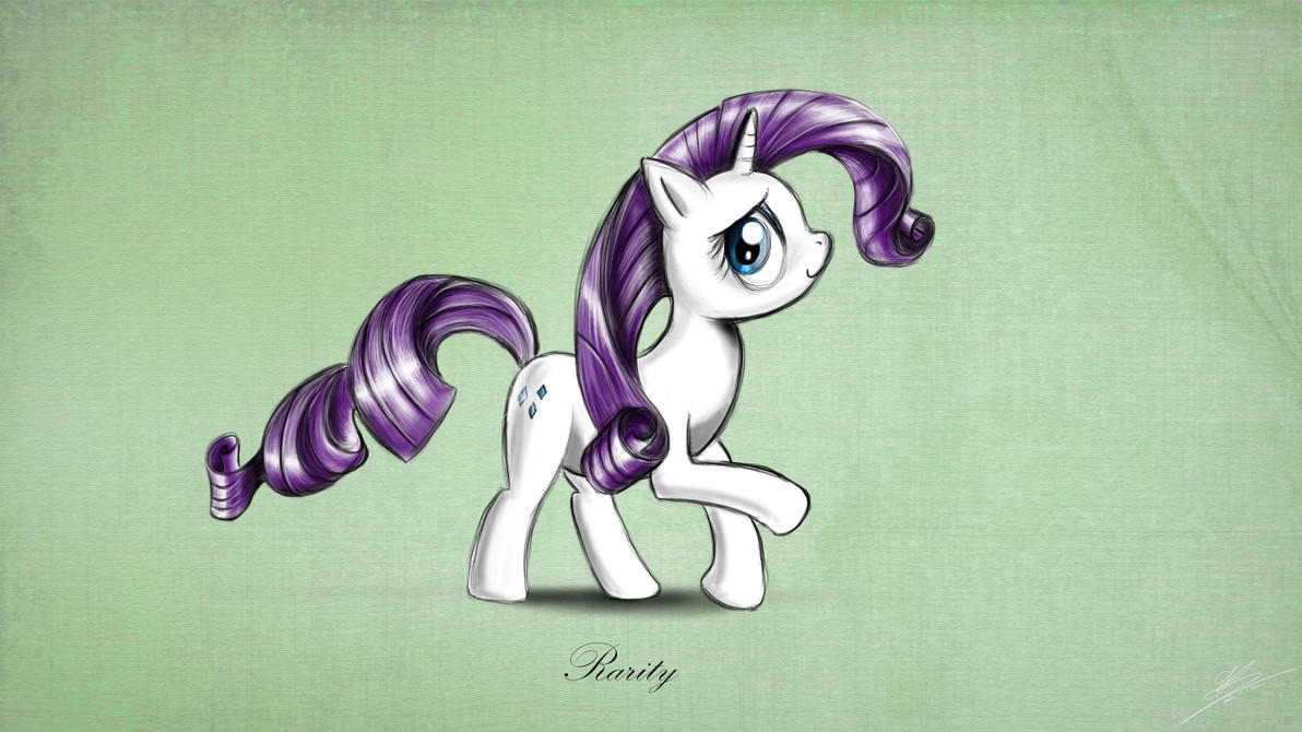 Rarity by Dori-to