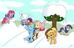 My little pony - Winter is magic