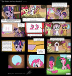 Comic - 'The Pinkie has been doubled'