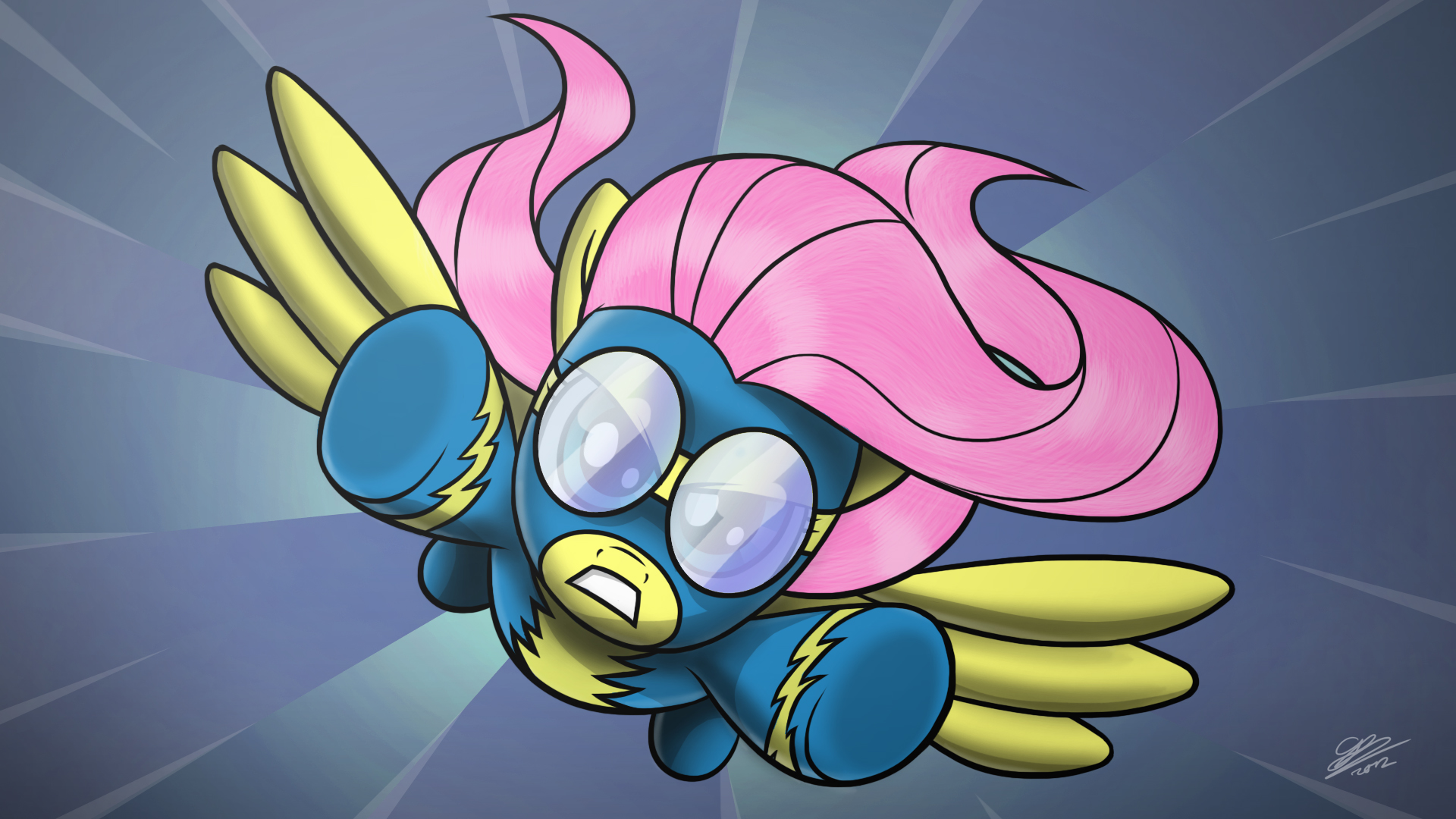 Wondershy can really fly! by Dori-to