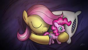 Sweet dreams, Fluttershy