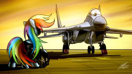 Dash Squadron by Dori-to