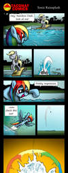 Sonic Rainsplash by Dori-to
