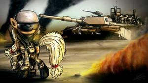 Appletank M1A1
