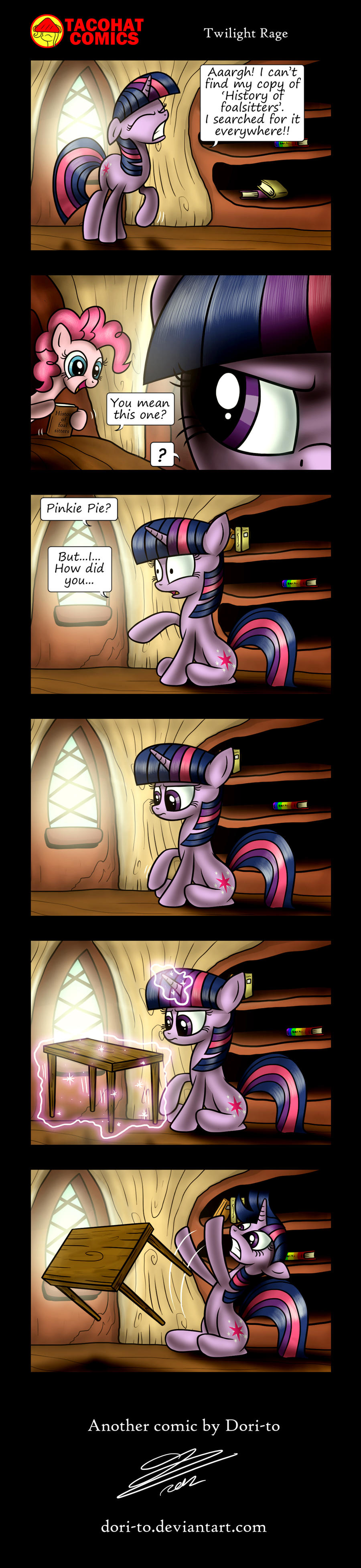 Twilight Rage by Dori-to