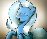 This pleases The Great and Powerful Trixie
