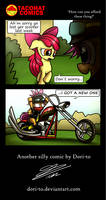 HOW CAN YOU AFFORD THESE THINGS? by Dori-to