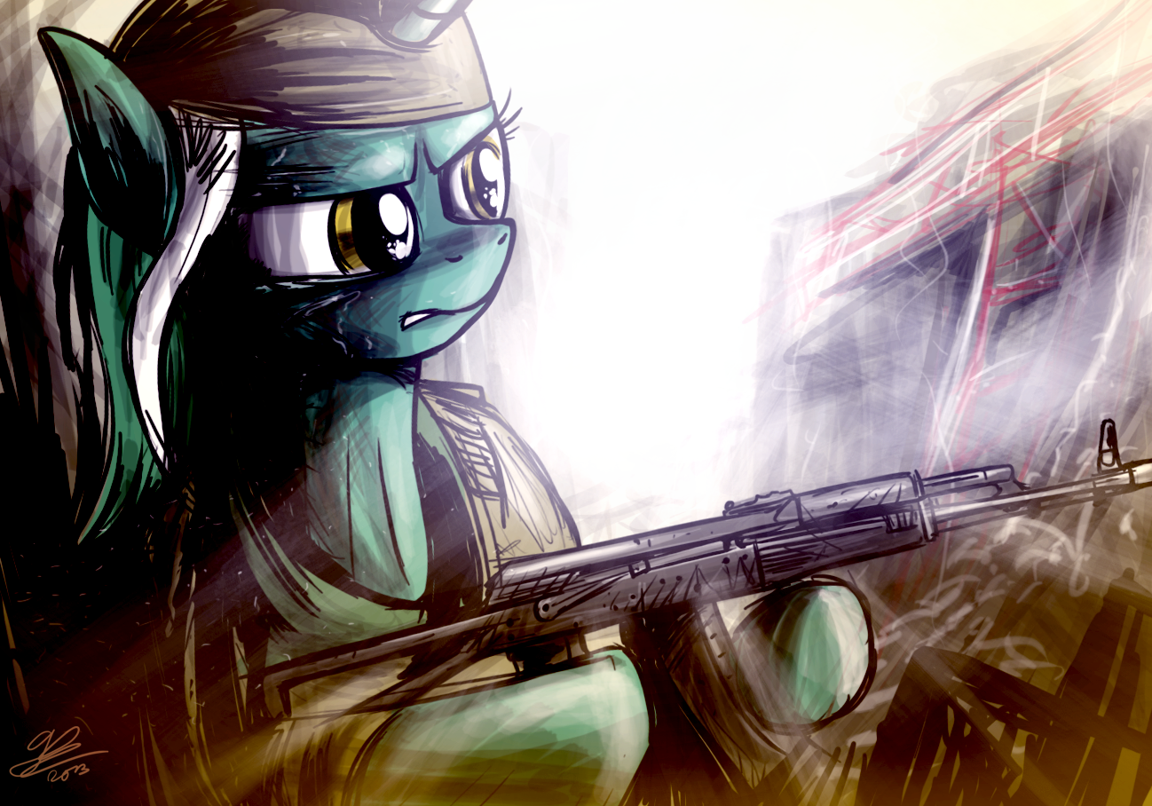 Aftermath Lyra by Dori-to