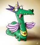 Princess Cracklecorn