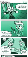 Silly Lyra - Game Night
