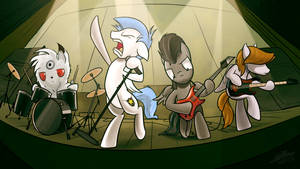 In Concert - Commission for Doomcaust by Dori-to