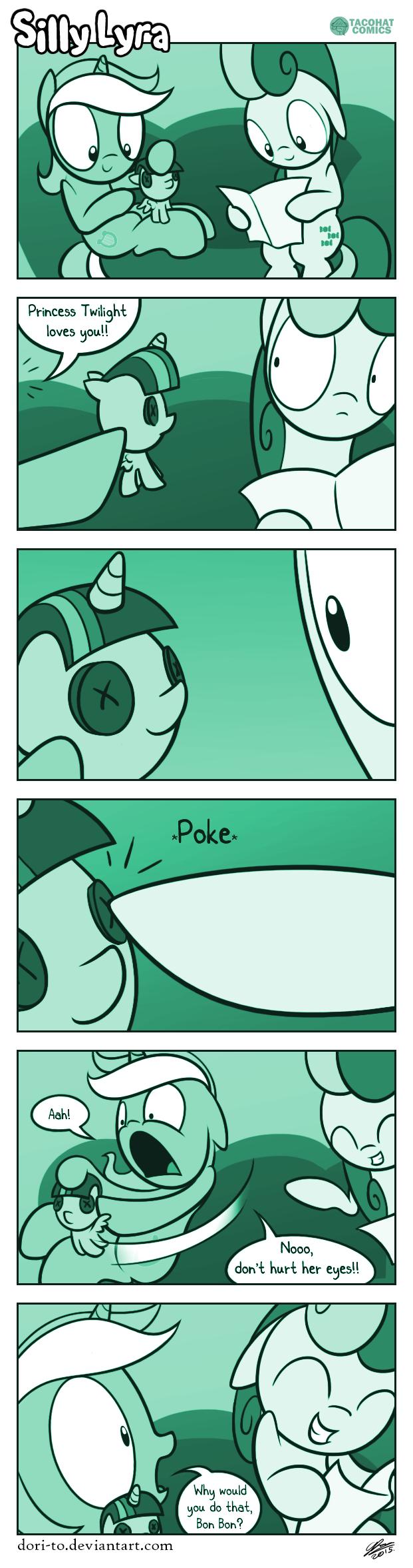 Silly Lyra - Eye Catcher
