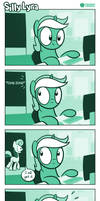 Silly Lyra - Special Delivery by Dori-to