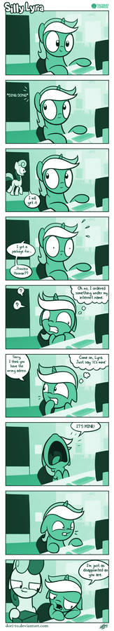 Silly Lyra - Special Delivery