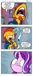 Episode Comic - Sunburst's Confession by Dori-to