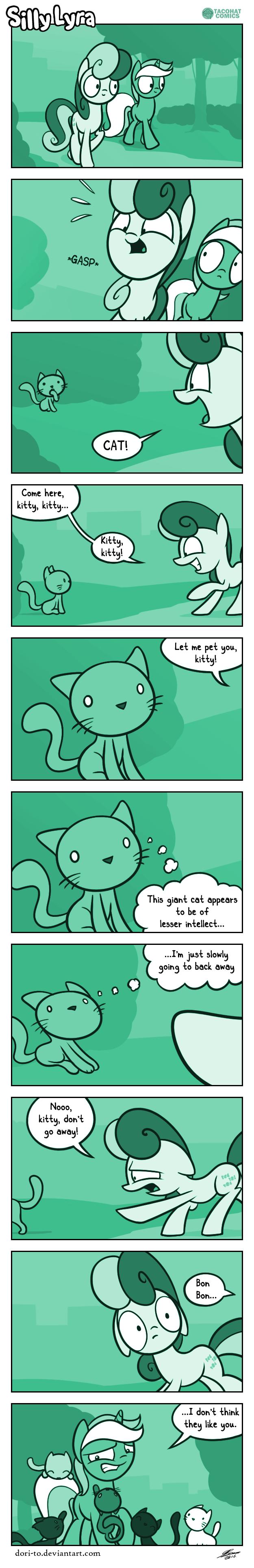 Silly Lyra - Catastrophe