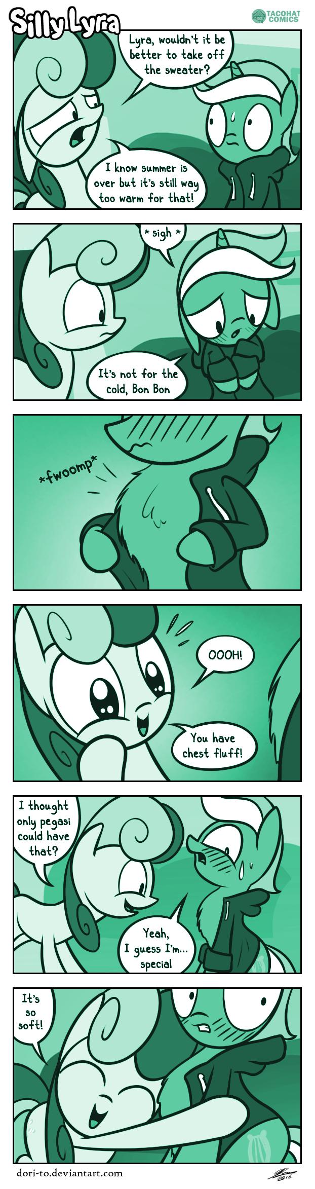 Silly Lyra - Fluffy Fall