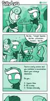 Silly Lyra - Cafe Conundrum