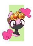 Chibi Pinkie Spy