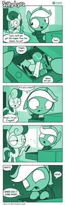 Silly Lyra - Drawer