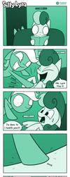 Silly Lyra - Health Bar by Dori-to