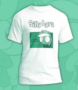 Silly Lyra 'Dissatisfied' T-Shirt