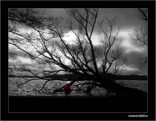 another lonely day by rossorelativo