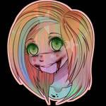 Icon/sticker Stasy The Killer/Anastasia Blackwood by StasyTheKiller