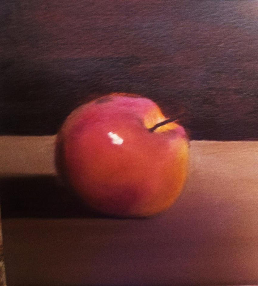Study of an apple... by Artzy-chick
