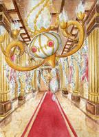 ACEO Ballroom by Eternal-Rainbow