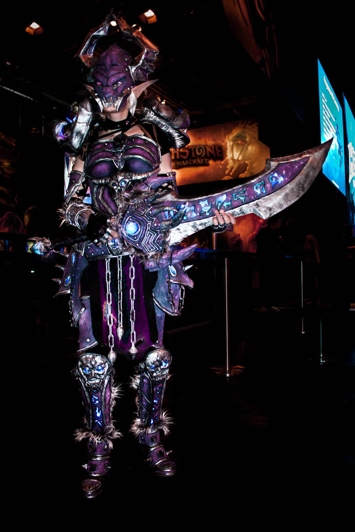 Top10 WOW - World of Warcraft - Cosplay - Gamescom by KOSUPURE2014