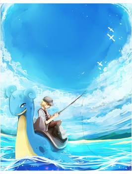 Surf! - Pokemon