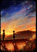 Eternal Summer by tanaw