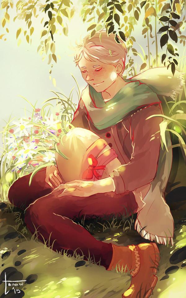Bouquet by tanaw