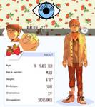 UnEYE - Ralph by tanaw