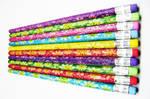 Glitter Pencils Stock 2