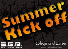 EGB Summer Kick-off by android272