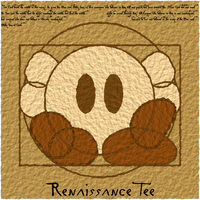 RenaissanceTee by android272