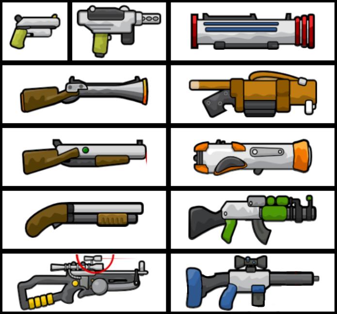 Revamp Guns Page 1 Development Teeworlds Forum