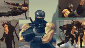 Guy -- Ryu Hayabusa costume reupload