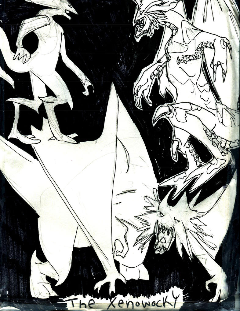 Xenowocky by AbrSte30