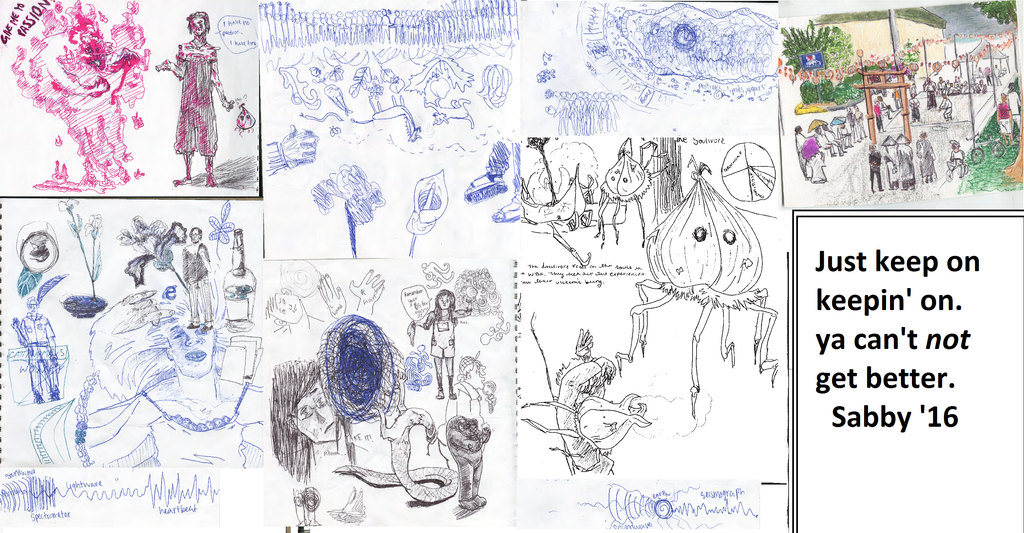Sketchdump may 2016 by AbrSte30