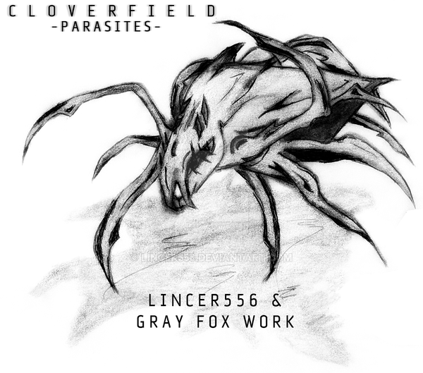 CLOVERFIELD -PARASITE- by lincer556 on DeviantArt