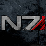 Mass Effect N7 Logo Edition 2