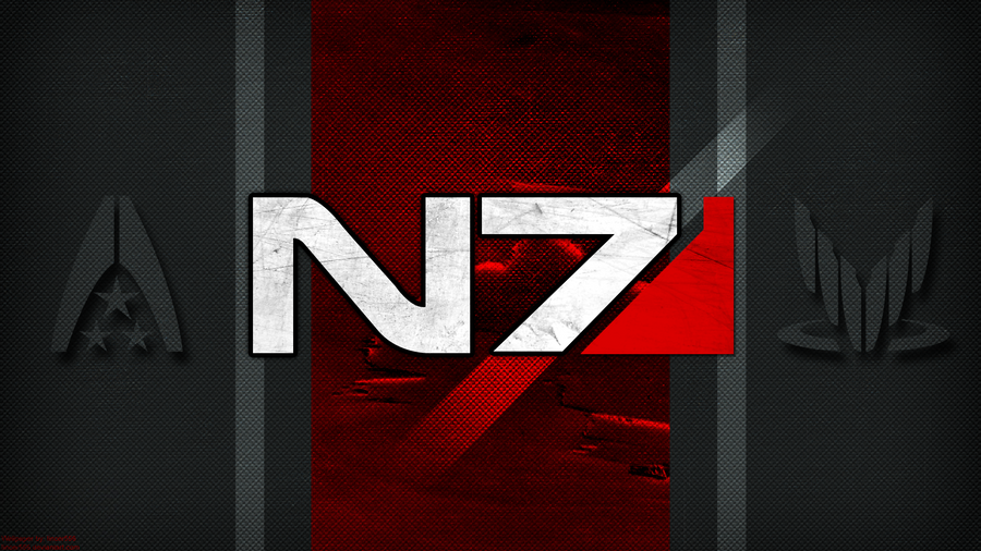 N7 Wallpaper (ME3 Anniv) by lincer556 on DeviantArt