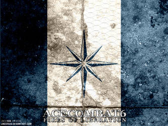 Ace Combat 06 - Emmerian Flag by lincer556