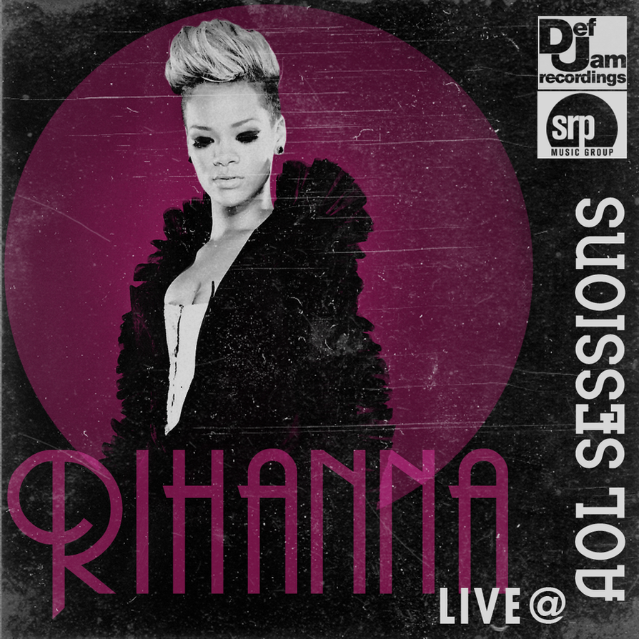 Rihanna live at aol sessions by hollisterco on deviantart Hollister live chat