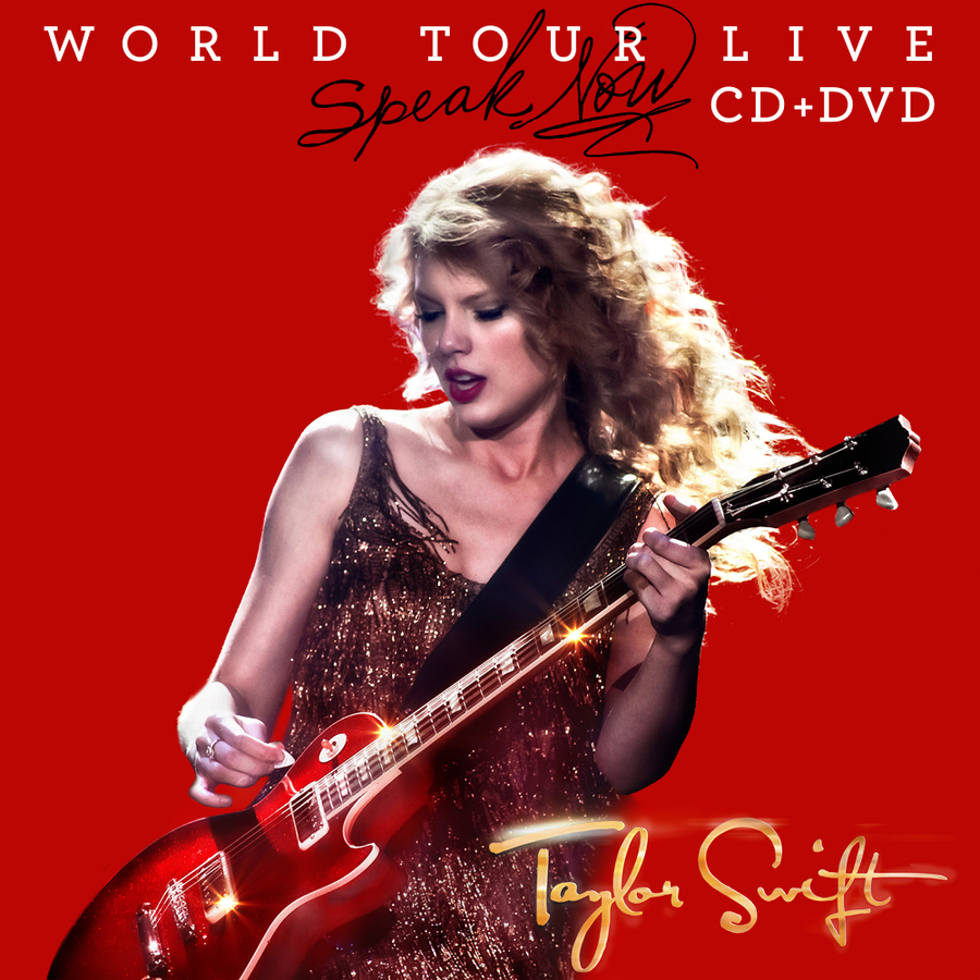 Speak Now World Tour Live By Hollisterco On Deviantart