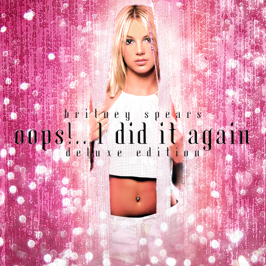 Oops i did it again deluxe edition by hollisterco
