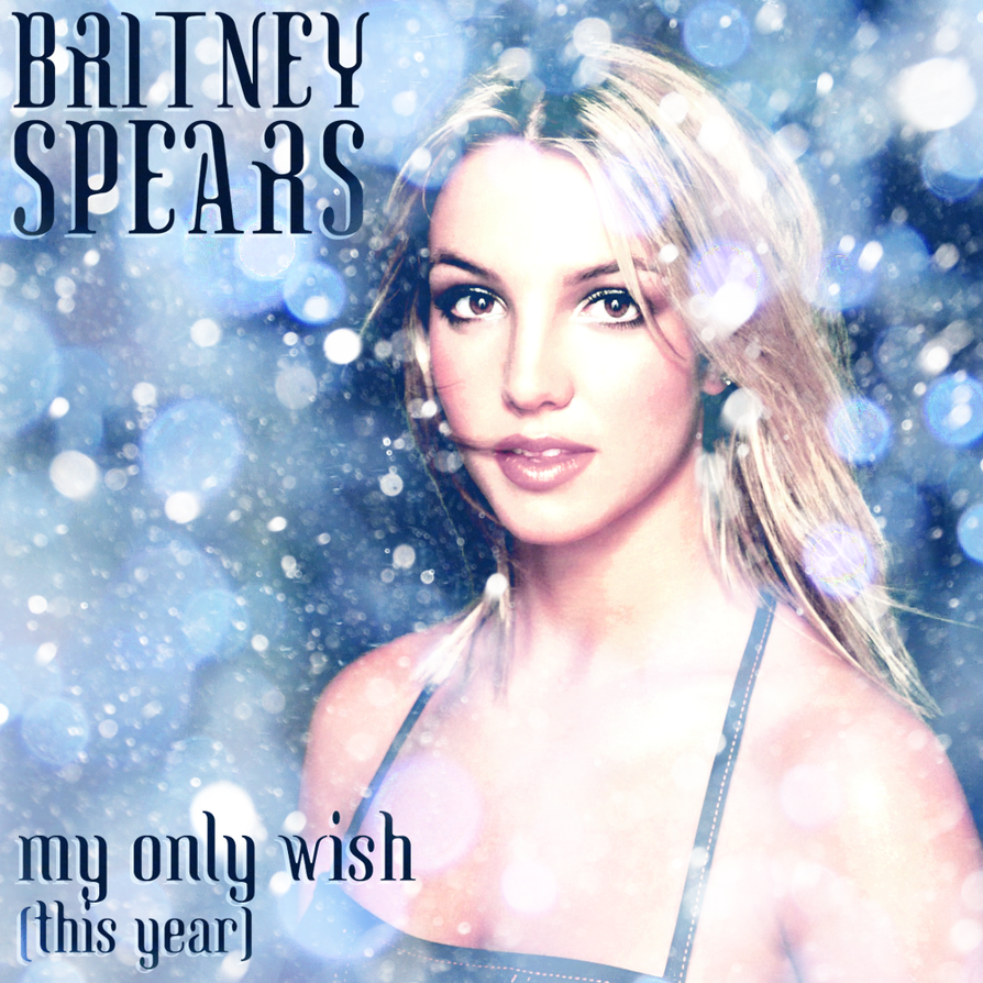 Britney Spears - My Only Wish This Year by HollisterCo on DeviantArt
